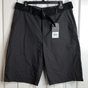 Beverly Hills polo club size 36 light black shorts